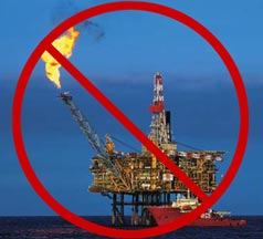 No Offshore Drilling
