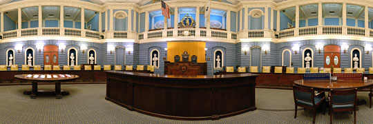 MA Senate chamber
