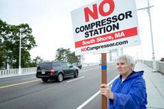compressor protester