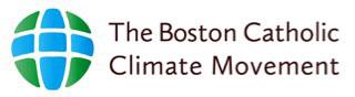 Boston Catholic Climate Movement logo