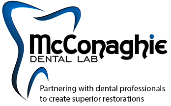 McConaghie Dental Lab logo