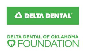 Delta Dental of Oklahoma Foundation logo