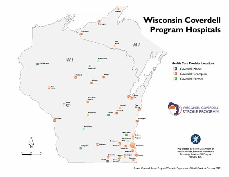 56 Hospitals in Wisconsin Now Registered for Wisconsin Coverdell