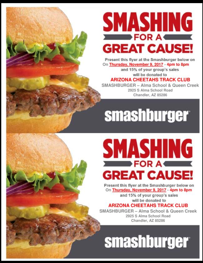 Smashburger FUNdraiser