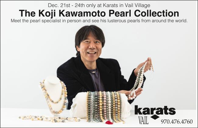 Koji Kawamoto Pearl Collection