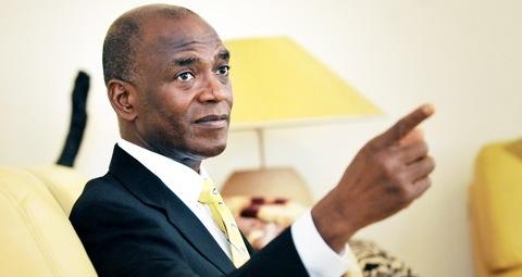 Professor Mamadou Koulibably