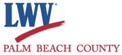 League of Women Voters in Palm Beach County