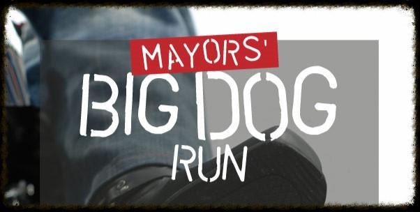 Mayors Big Dog Run March 26 2016