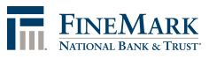 Finemark Bank logo