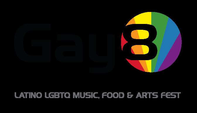 Gay8 Festival logo
