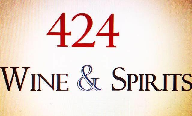 424 Wine Spirits FB Logo