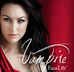 Vamp facelift for blast