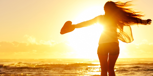 girl sun flips