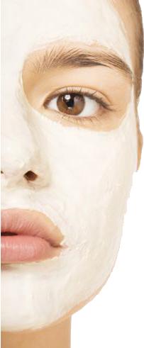 facial left