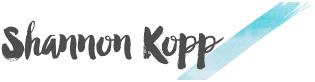 Shannon Kopp