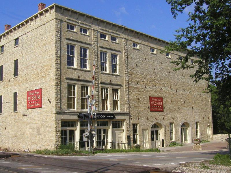 Illinois State Museum Lockport