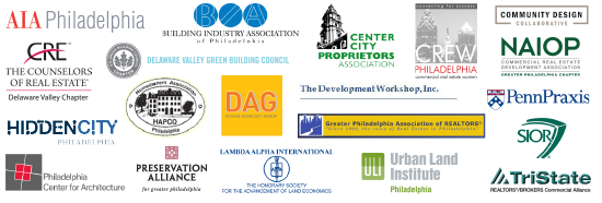 BUILDPhilly Coalition Logos