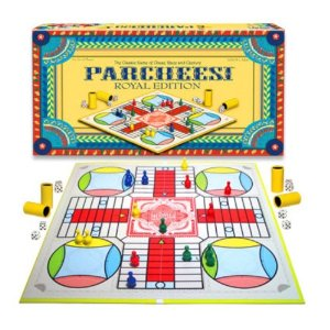 Parcheesi 77 Footing