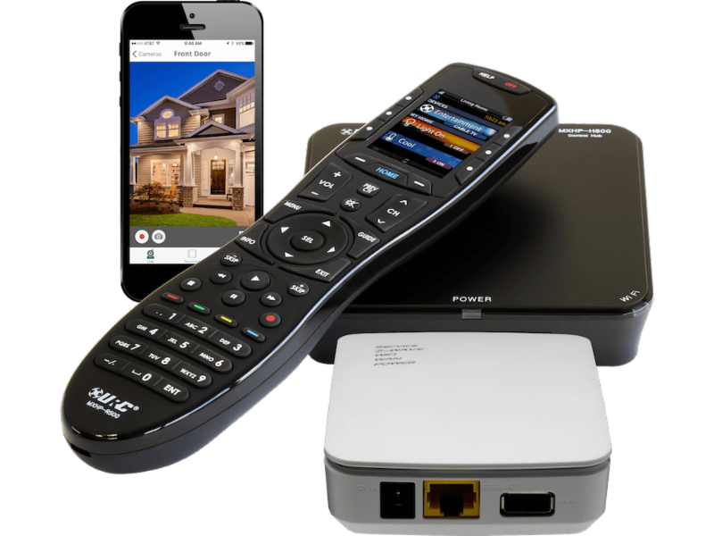 Smart House Phone home automation smart home