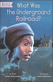 What Was the Underground Railroad book cover image