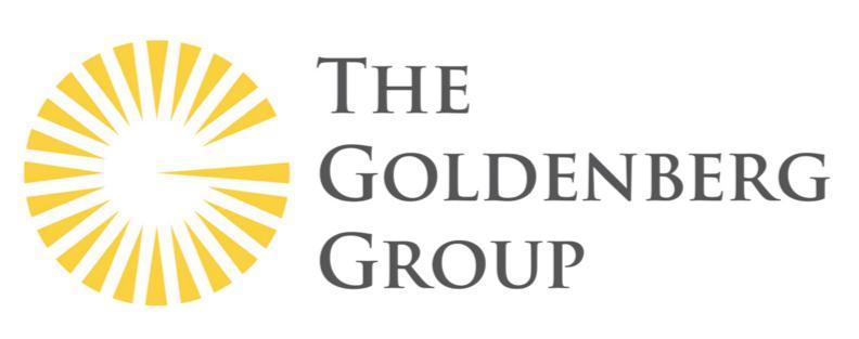 Sponsor logo Goldenberg Group