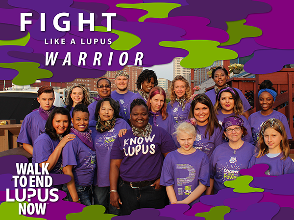 Cleveland Walk to End Lupus Now TM!!!