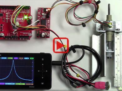 Sensor Demonstration Video