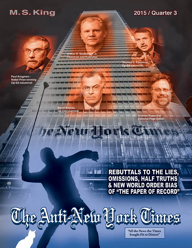 Image result for anti new york times