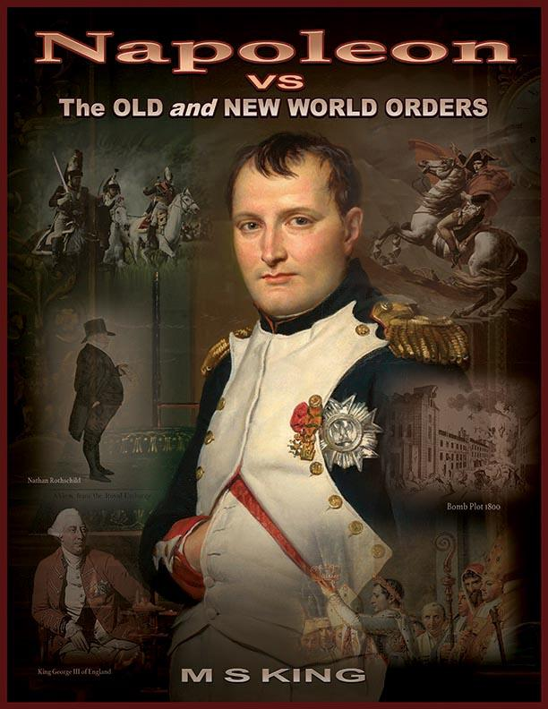 Image result for napoleon vs new world order