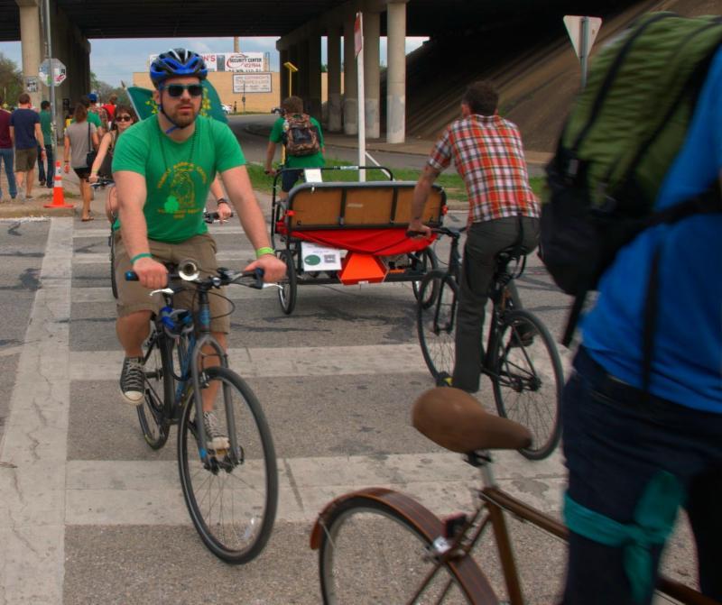 BikeTexas Today: January 2016