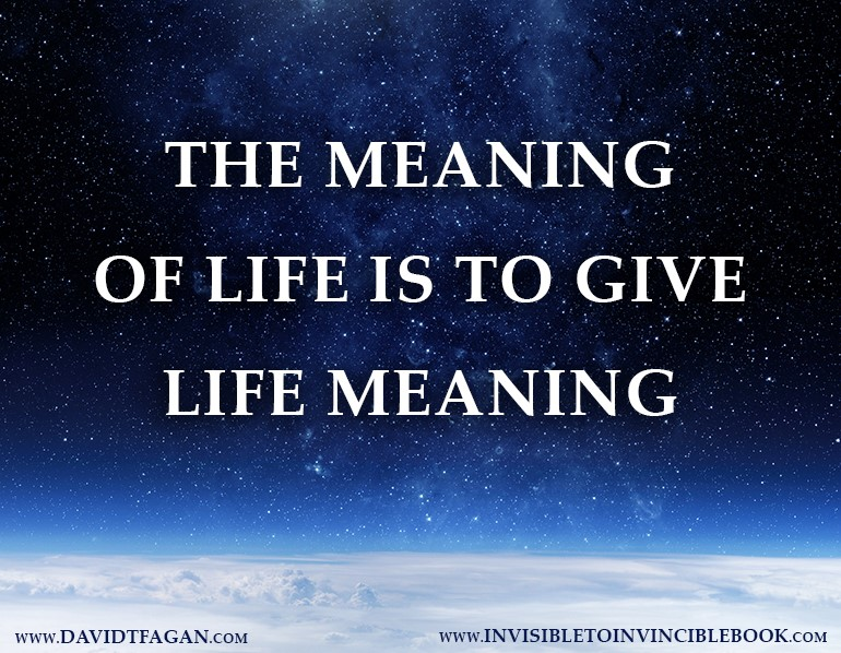 meaning of life philosophy pdf