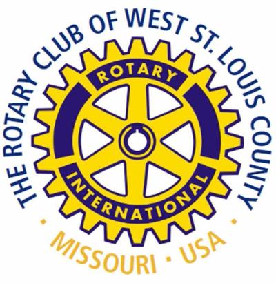 West County Rotary Logo
