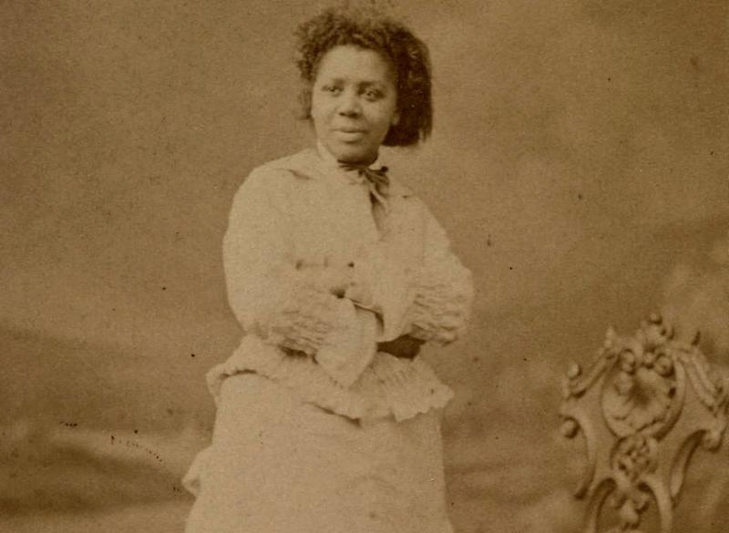 photo of Edmonia Lewis