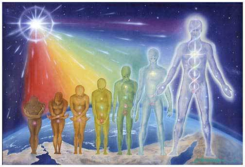 higher vibration man