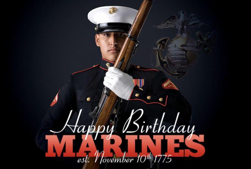 243rd Central Florida Marine Corps Birthday Ball