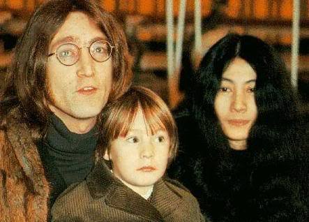 Yoko Ono Battled Lennons Eldest Son Over Estate
