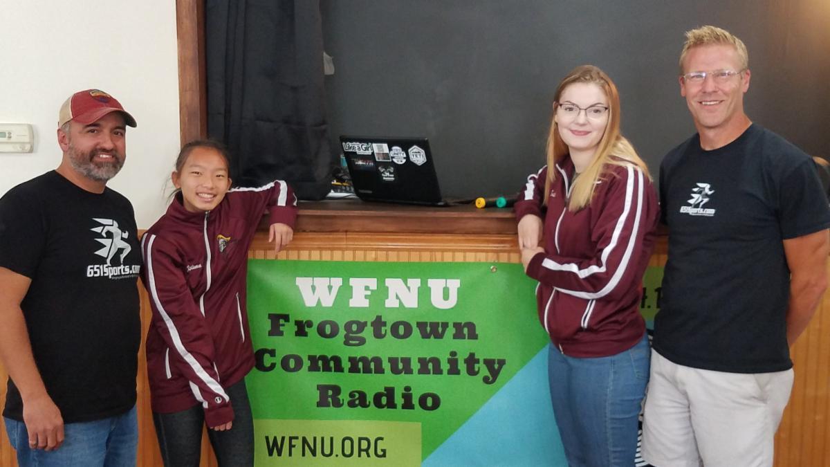 Student Athletes on Frogtown Community Radio