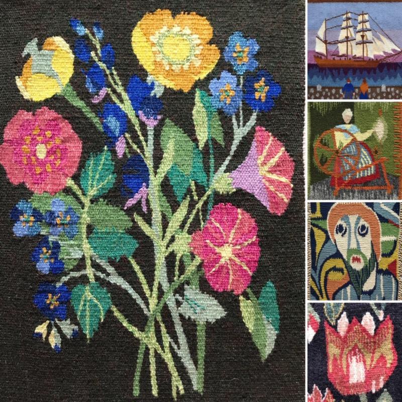 Wgm Presents Scandinavian Tapestry Treasures
