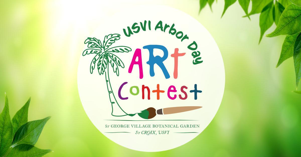 USVI Arbor Day Art Contest