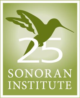 25th Logo - Green