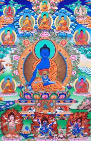 Medicine Buddha Puja w/ TCL Sangha @ Tse Chen Ling Center