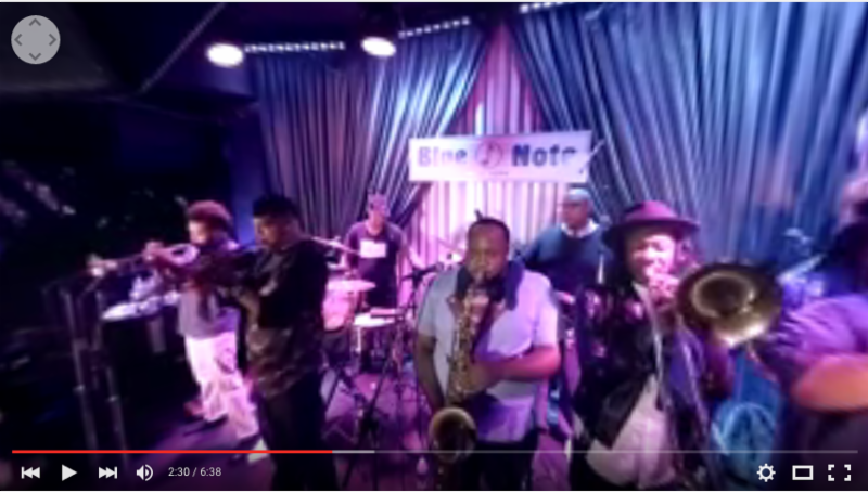 Soul Rebels showcased in 360-degree videos on YouTube