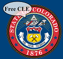 Free CLE - Colorado
