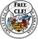 Arkansa free CLE