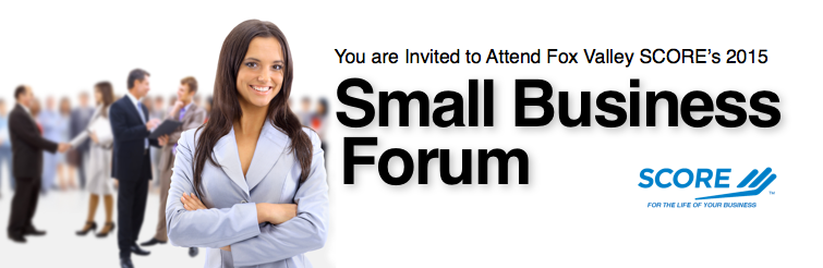 SCORE 2015 Small Business Forum