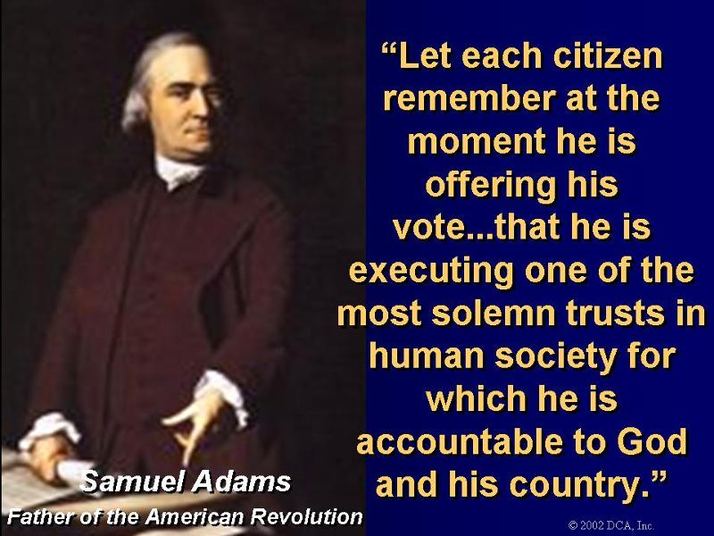 Sam Adams Accountable