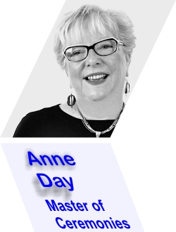 Anne Day, Master of Ceremonies