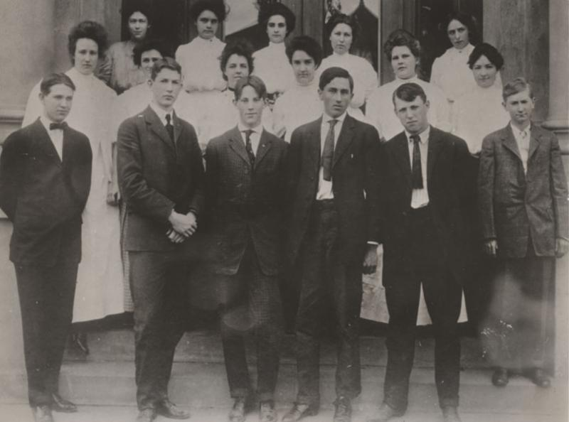 Kern County High School Class of 1908