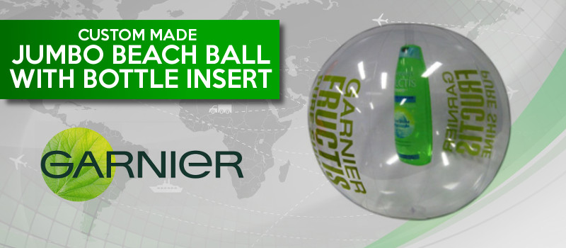 Garnier China sourcing