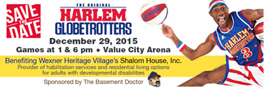 Another Great Friend Of Shalom House Is Ron Greenbaum, Better Known On TV  As The Basement Doctor. Heu0027s Sponsored The Harlem Globetrotters On December  29, ...